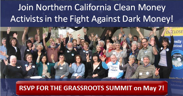 Clean Money Grassroots Summit @ Unitarian Universalist Church | Palo Alto | California | United States