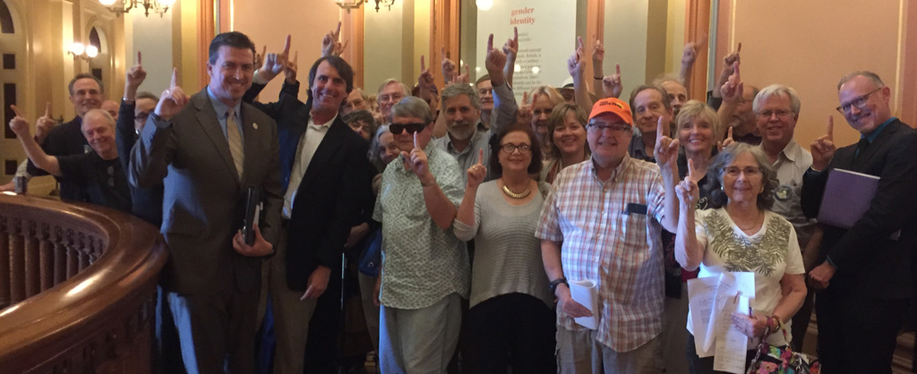 Assembly Elections Committee Victory for AB 2188