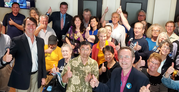 Assembly Elections Committee Victory for AB1217